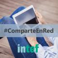 """Imagen insignia NOOC """"Dinamización de Redes Sociales"""" - #ComparteEnRed"""