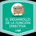 Insignia El desarrollo de la Función Directiva. Edición marzo de 2018