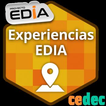 Desarrollo de experiencias educativas ligadas a las transformación digital en el aula a partir de recursos educativos abiertos del proyecto EDIA.
