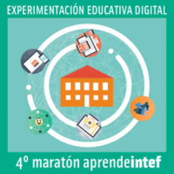 Experimentación Digital Educativa 4 maratón aprendeintef