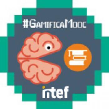 """Imagen insignia MOOC """"Gamificación en el aula (5ª edición)"""" - #GamificaMooc"""