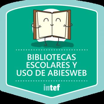 Bibliotecas escolares y uso de AbiesWeb. Edición marzo de 2018