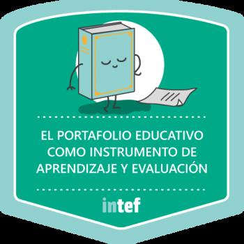 Insignia el portafolio educativo como instrumento de aprendizaje y evaluación. Edición marzo de 2018
