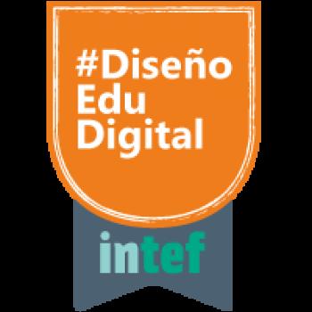 Insignia del MOOC «Diseño Instruccional de Proyectos de Educación Digital» (1ª edición) - #DiseñoEduDigital