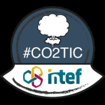 Imagen insignia NOOC CO2 TIC (1ª edición) - #CO2TIC