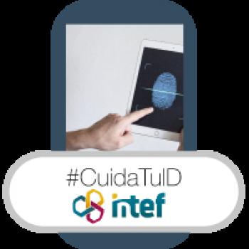 """Imagen insignia NOOC """"Cuidado de la identidad digital (Sexting y otras prácticas de riesgo)(2ª edición)"""" - #CuidaTuID"""
