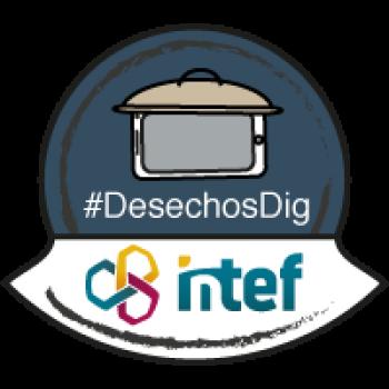"""Imagen insignia NOOC """"Desechos electrónicos (2ª edición)"""" - #DesechosDig"""