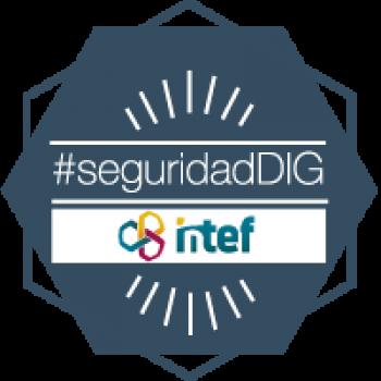Imagen insignia NOOC Seguridad móvil, servicios en la nube y redes públicas (1ª edición) - #seguridadDIG