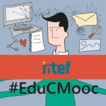 "Imagen insignia MOOC ""Community Manager Educativo (4ª edición)"" - #EduCMooc"