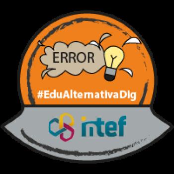 """Imagen insignia NOOC """"Diseña tu Plan Alternativo Digital (2ª edición)"""" - #EduAlternativaDig"""
