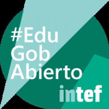 Insignia del MOOC «Educación en Gobierno Abierto» (1ª edición) - #EduGobAbierto