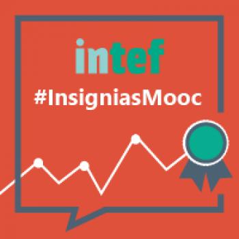 Insignia del MOOC Insignias digitales como credenciales alternativas (2ª edición) #InsigniasMooc