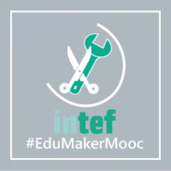 Insignia del MOOC Cultura Maker en el aula (1ª edición) - #EduMakerMooc