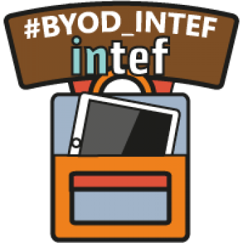 Imagen insignia NOOC BYOD for Mobile Learning (1st edition) - #BYOD_INTEF