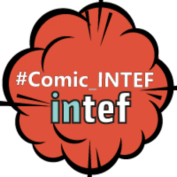 Imagen insignia NOOC Creating a comic (1st edition) - #Comic_INTEF