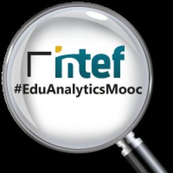 """Imagen insignia NOOC """"Learning Analytics en Educación (2ª edición)"""" - #EduAnalyticsMooc"""
